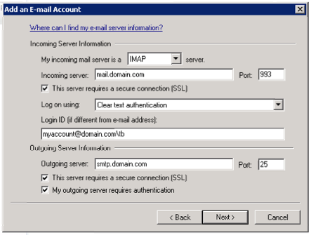 Migrating Mail and Contacts from Hotmail to Zimbra | What a